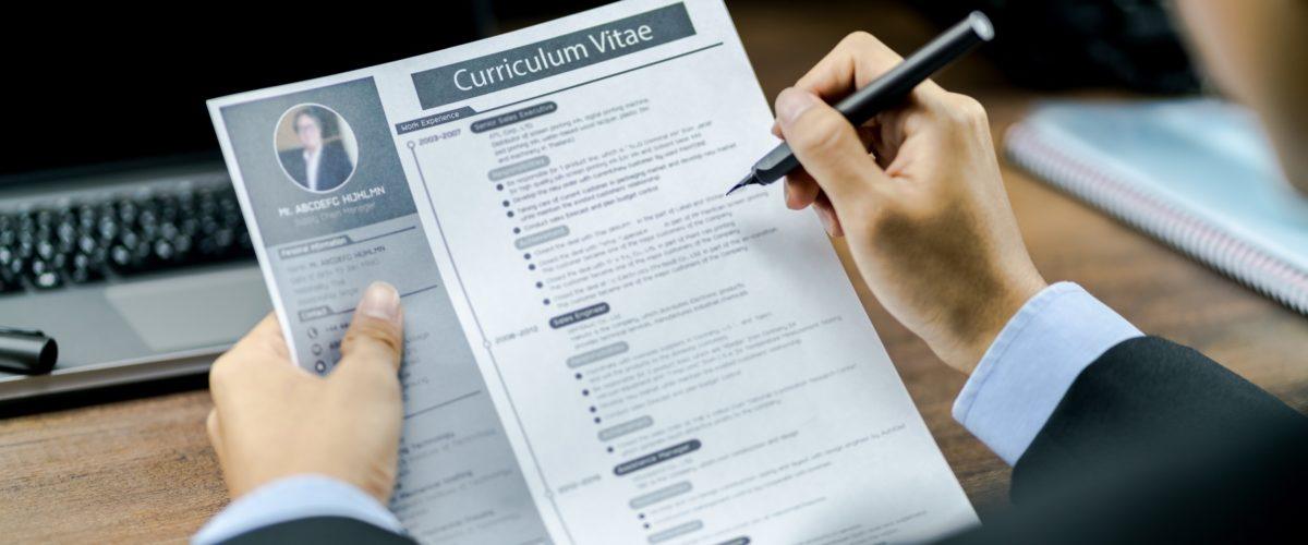 Envía tu Currículum