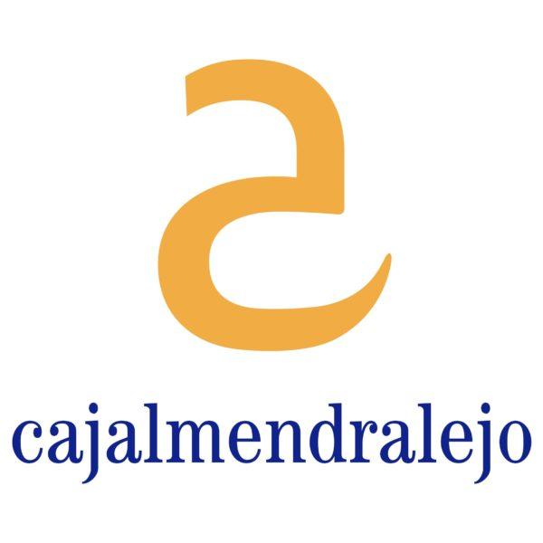 Cajalmendralejo Logo Principal - Fondo Blanco